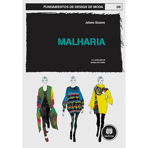 Malharia - Coleção Fundamentos de Design de Moda
