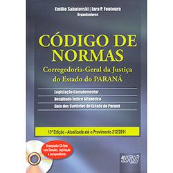 Código de Normas: Corregedoria-geral da Justiça do Estado do Paraná