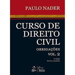 Curso de Direito Civil: Obrigações - Vol.2