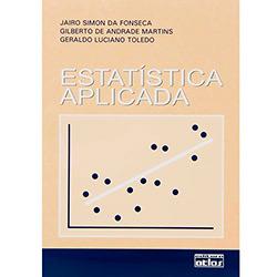 Estatística Aplicada - Geraldo Luciano Toledo