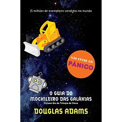 Guia do Mochileiro das Galáxias - Vol. 1 - Coleção Mochileiro das Galáxias, o - Edição Econômica