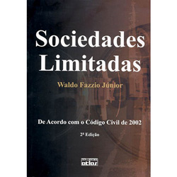 Sociedades Limitadas: de Acordo Com o Código Civil de 2002