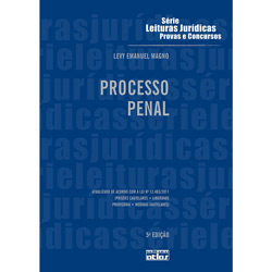 Processo Penal - V. 19