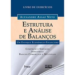 Estrutura e Análise de Balanços: um Enfoque Econômico-financeiro (livro de Exercícios)