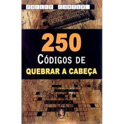250 Codigos de Quebrar a Cabeca