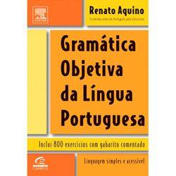Gramática Objetiva da Língua Portuguesa