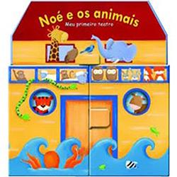 Noé e os Animais: Meu Primeiro Teatro
