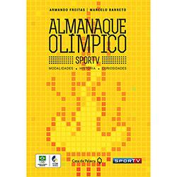 Almanaque Olimpico Sportv Reedicao