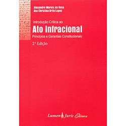 Introdução Crítica ao Ato Infracional - 2ªed. - Princípios e Garantias Constitucionais (0)