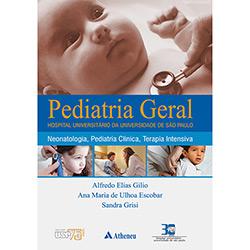 Pediatria Geral Hospital Universitário da Universidade de São Paulo:neonatologia, Pediatria Clínica, Terapia Intensiva