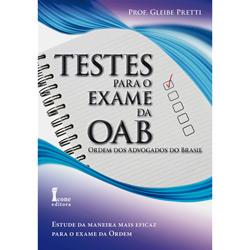 Testes para o Exame da Oab: Ordem dos Advogados do Brasil