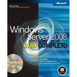 Windows Server 2008: Guia Completo - Acompanha Cd