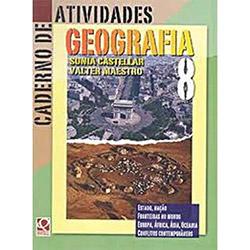 Geografia - 8ª - Ativ.