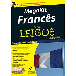 Megakit Francês para Leigos - Dominique Wenzel, Zoe Erotopoulos, Dodi-katrin Schmidt e Michelle M. Williams