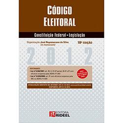 Leis Rideel 2012 - Código Eleitoral