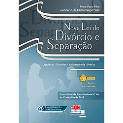 Nova Lei Divórcio e Separação