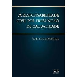 Responsabilidade Civil por Presunção de Causalidade, A