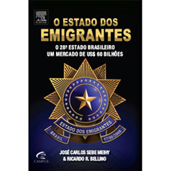 Estado dos Emigrantes, o - a Descoberta do 28 Estado Brasileiro