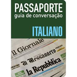 Passaporte Guia de Conversação - Italiano