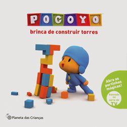 Pocoyo Brinca de Construir Torres