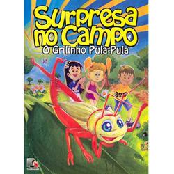 Surpresa no Campo: o Grilinho Pula-pula - Cecília Rocha e Zaira Silveira
