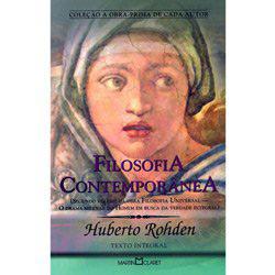 Filosofia Contemporanea - Col. Obra-prima Decada Autor
