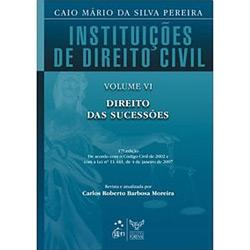 Instituições de Direito Civil - Volume V