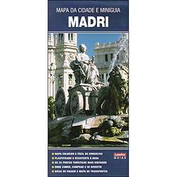 Guia de Viagens Mapas e Miniguias: Madri