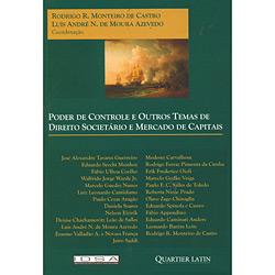 Poder de Controle e Outros Temas de Direito Societário e Mercado de Capitais