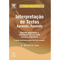 Interpretacao de Textos - Aprenda Fazendo