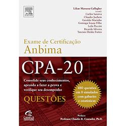 Exame de Certificação Anbima Cpa-20: Questões