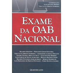 Exame da Oab Nacional