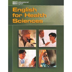 Professional English - English For Health Sciences - Student Book + Audio Cd
