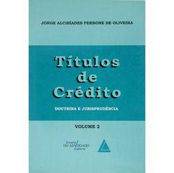 Titulos de Credito Vol Ii
