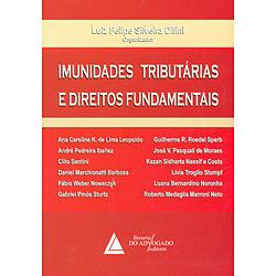 Imunidades Tributarias e Direitos Fundamentais