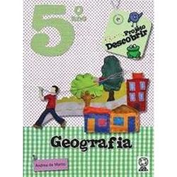 Projeto Descobrir - Geografia - 4ª Série - 5º Ano