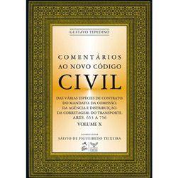 Comentários ao Novo Código Civil - Volume 10