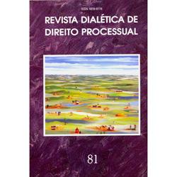 Revista Dialética de Direito Processual Nº 81