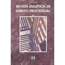 Revista Dialética de Direito Processual Nº 84