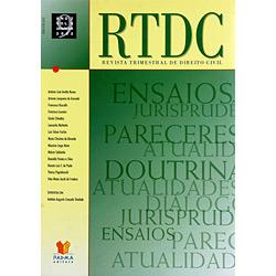 Rtdc - Revista Trimestral de Direito Civil Ano 7 Vol. 26