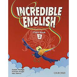 Incredible English 2 Class Book