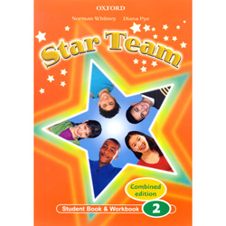 Star Team: Pack With Student Book And Workbook With Cd Rom - Level 2