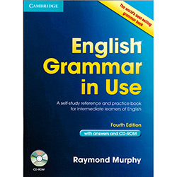 English Grammar In Use With Answers And Cd Rom (2012 - Edição 4)