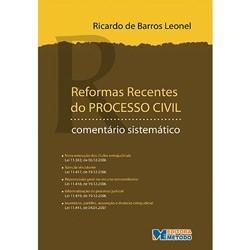 Reformas Recentes do Processo Civil
