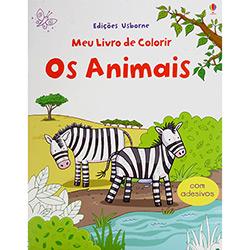 Meu Livro de Colorir: os Animais