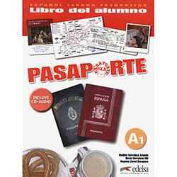 Pasaporte 1 - Libro Del Alumno A1 + Cd-audio