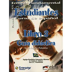 Estudiantes: Curso de Español: Libro 3 Guía Didáctica
