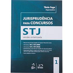 Jurisprudência para Concursos - Stj - Versão Sintetizada - Vol. 1