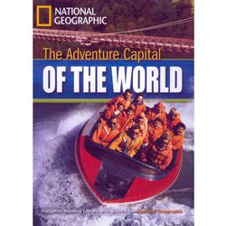 Footprint Reading Library - Level 3 1300 Headwords B1 - The Adventure Capital Of The World - America