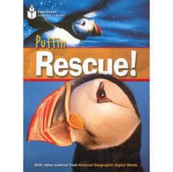 Footprint Reading Library - Level 2 1000 Headwords A2 - Puffin Rescue! - British English